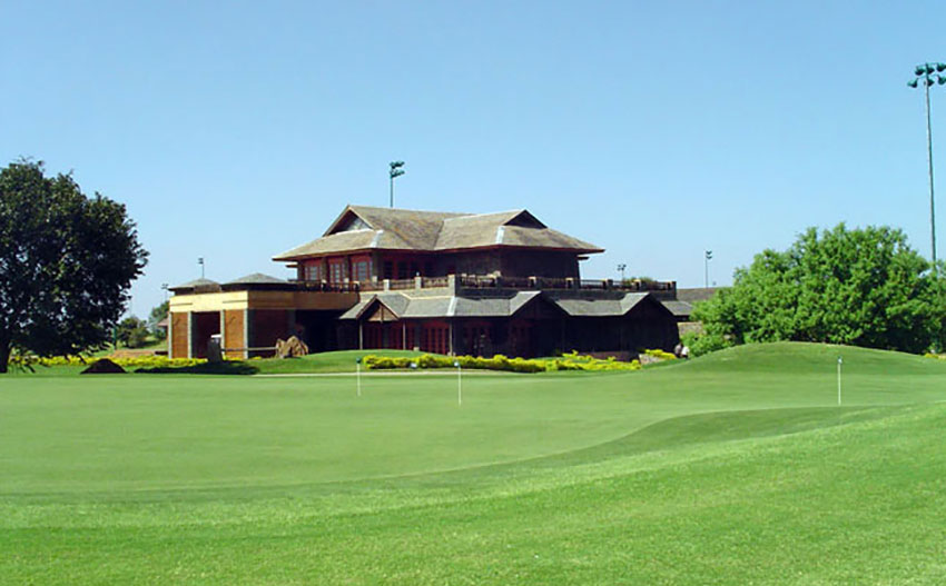 Aamby Valley Golf Course 7