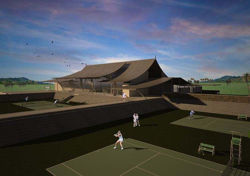 Jimmy Connors Resorts | International Design Group