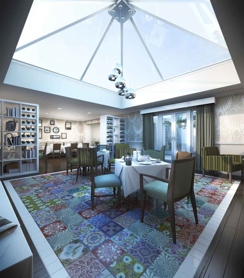 The villa kensington international design group for International decor group