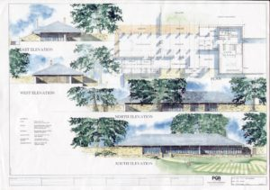 orchard clubhouse design