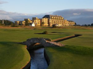 St-andrews Golf Scotland